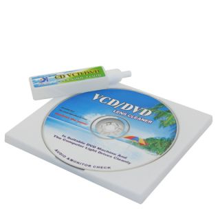 Laser Lens Cleaner Disc for CD DVD ROM Player PC Laptop