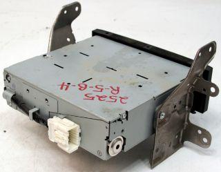 2005 Honda Pilot Factory Stereo 6 Disc Indash CD Changer for Factory