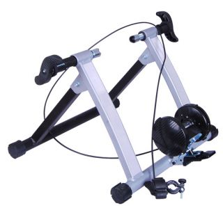 Magnetic Bike Trainer Indoor Exercise Bicycle Cycling Stand Folding