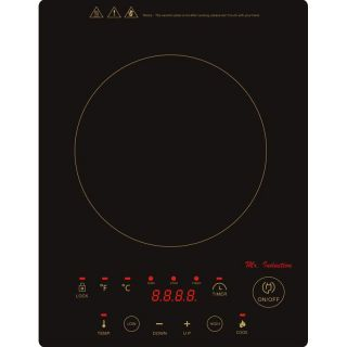 Portable Induction Cooktop ~ Free Standing Electric Burner Cook Top