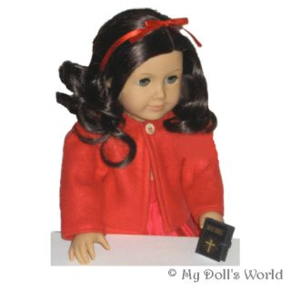 Inside Fits American Girl Doll Samantha Caroline Cecile Addy