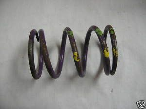 New Arctic Cat Clutch Spring Purple w Yellow Green