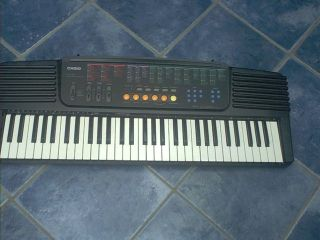 Casio Electronic Keyboard CTK 510 Expert Logic Accompaniment CTK510