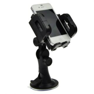 Car Mount Cradle Holder for Cell Phone GPS iPhone 4 4S