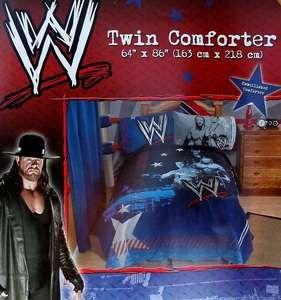 4pc Twin Comforter Sheets Bedding Set Cena Undertaker Triple H