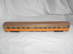Rivarossi HO Scale Illinois Central City of Jackson Passenger Car