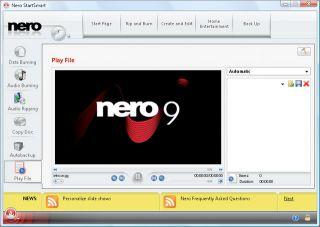Nero 6 Reloaded Software