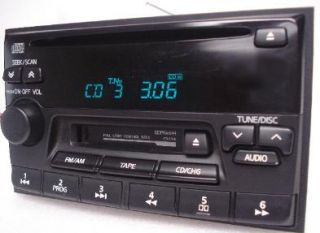 Nissan Altima Maxima CD Player Radio 96 99 98 2000 2001