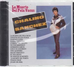 Chalino Sanchez CD NEW 15 Corridos La Muerte Del Pelavacas Y Mas