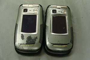 W845 Quantico Cell Phone Rugged  Unlocked CDMA USED