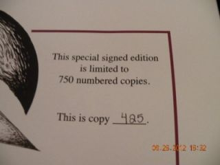Stephen King The Secretary of Dreams Vol 2 Book Autograph Limited