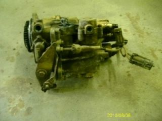 caterpillar 3116 fuel injector pump