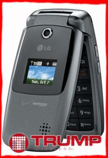 LG VX5400 Cell Phone Verizon Camera Speaker Bluetooth No Contract