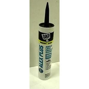 DAP 10 1fl oz Acrylic Latex Caulk with Silicone 82207