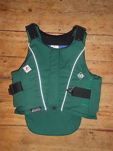Horse Riding Vest Body Protector, CHARLES OWEN, Eventing Adult Medium