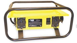CEP Portable Power Distribution Box 50A 6X 125V 1x 250V GFCI Spider