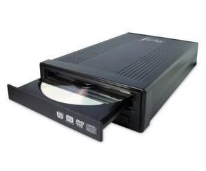 DVD/CD BURNER I/O Magic External DVD ReWritable Drive  Model