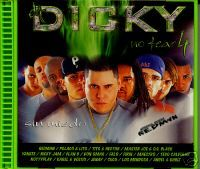 DJ Dicky with Daddy Yankee Don Omar TEGO Calderon