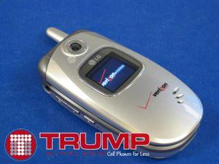 LG VX5300 Cell Phone VERIZON Camera CDMA BLUETOOTH *  Good   Warranty