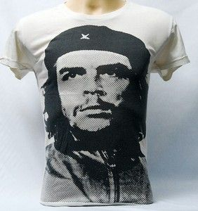 Che Guevara The Revolution Round Neck 100 Cotton T Shirt Size s M L XL