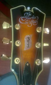 Samick Valley Arts CCTS 650 Charlie Christian Solo Flight guitar