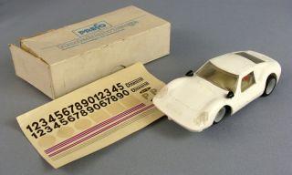 1970s Vintage German Prefo Melkus Chaparral Ferrari Slot Car Auto 1