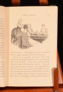 1877 Irving Bracebridge Hall with Illustrations by Robert Caldecott