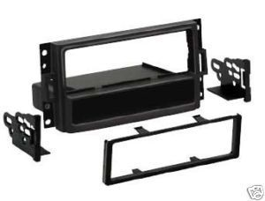 Chevy Express 2010 2011 Radio Dash Installation Kit