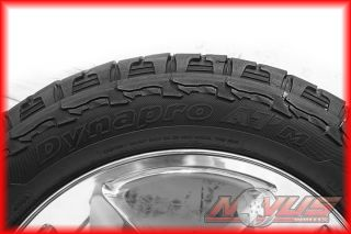 20 CHEVY SILVERADO 2500 GMC SIERRA HD POLISHED OEM WHEELS TIRES 18 17