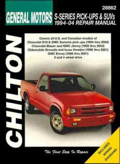 CF RED 94-03 CHEVY S10 S 10 PICK UP//HOMBRE//SONOMA//XTREME//ZR2 2.2L I4 AIR INTAKE