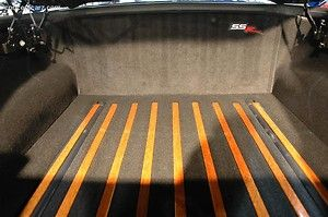 Chevy Chevrolet SSR Factory GM Cargo Bed Strips Inserts New Red Oak