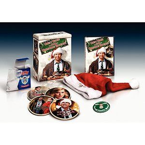 CHEVY CHASE NATIONAL LAMPOONS CHRISTMAS VACATION DVD 20TH ANN COLL EDT