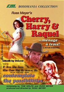 Russ Meyers Cherry Harry Raquel DVD 1969 634991138628