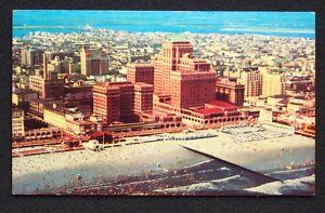 1950s Chalfonte Haddon Hall Boardwalk Atlantic City NJ