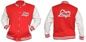 Cher Lloyd Varsity College Jacket New Jacket Free UK Postage