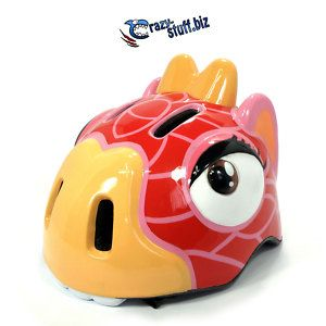 Crazy Stuff Giraffe Bicycle Bike Childrens Helmet