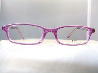 soho original children s eyeglass frame model 81 in lilac