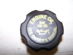 1994 Chevy Beretta Z26 Oil Filler Cap Lid Top