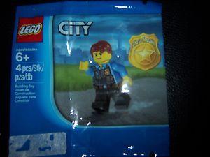 Lego City Undercover Chase Mccain Exclusive Mini figure 5000281 RARE