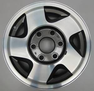 Chevy Suburban Tahoe Yukon 1500 Pickup 16 Charcoal Machined Wheel
