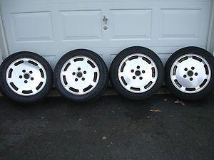 Porsche 928 Rims Wheels Excellent Condition with Tires