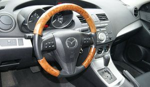 Chevrolet Camaro 89 93 Steering Wheel Cover Parts W1