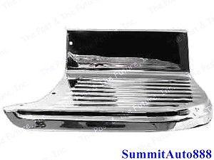Chevy Pickup Truck Bed Step w O Hanger Short Chrome RH Right CPBD5566