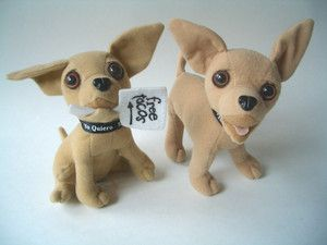 Talking Taco Bell Chihuahua Dogs Plush They Still Talk