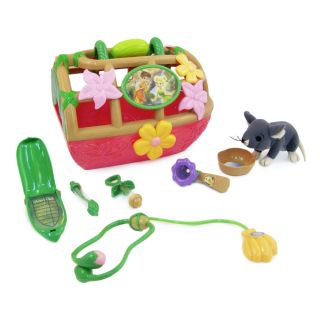 Disney Fairies Tinkerbell Cheese Vet Kit Veterinarian