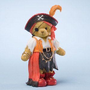 CHERISHED TEDDIES Figurine Halloween Pirate 4023633 FRIENDSHIP THE
