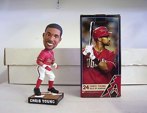 Chris Young 2011 Walk Off Homerun Arizona Diamondbacks Bobble