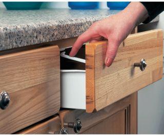 clippasafe 6 x cupboard locks child baby safety bn