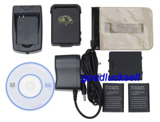Smallest GPS Vehicle Car Tracking System Tracker Device