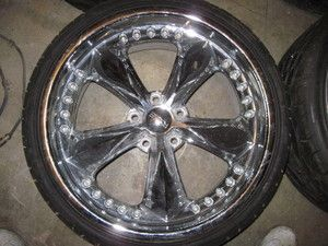 C5 Chevy Corvette CHIP FOOSE Wheels with Tires 20 BRAND NEW 97 04 Set